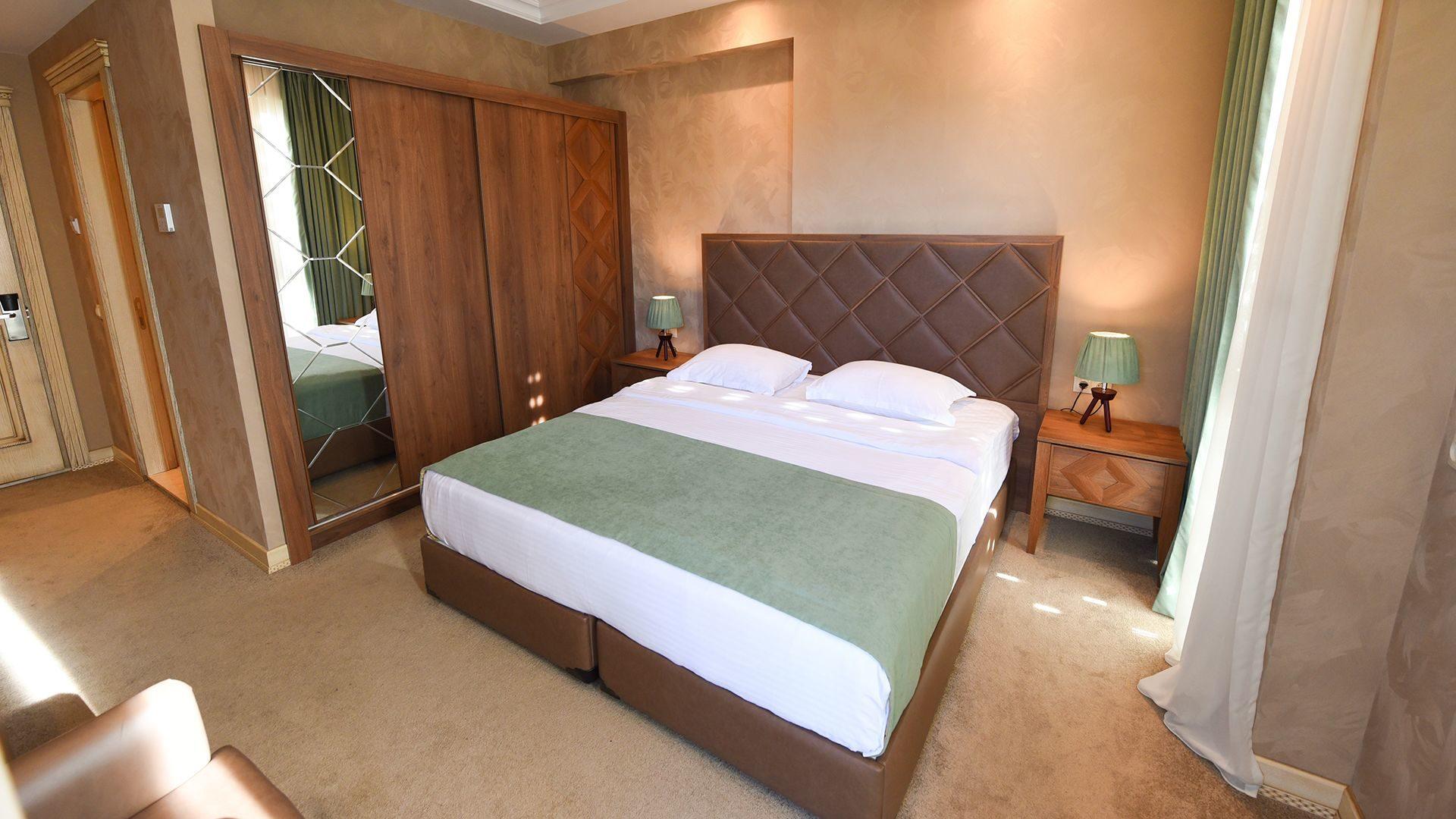 "Standart room of the Grand hotel ""Mimino"""