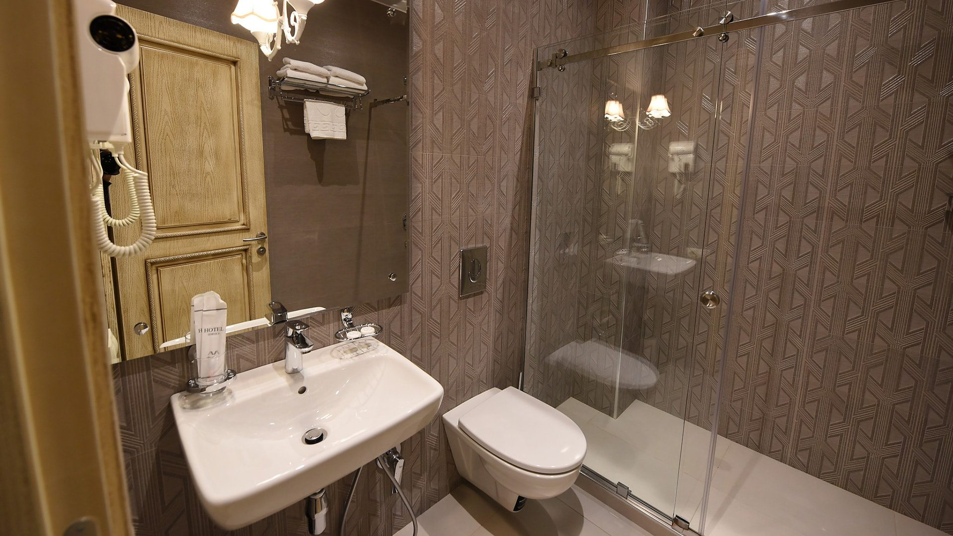 Standart room of the Grand hotel ''Mimino''