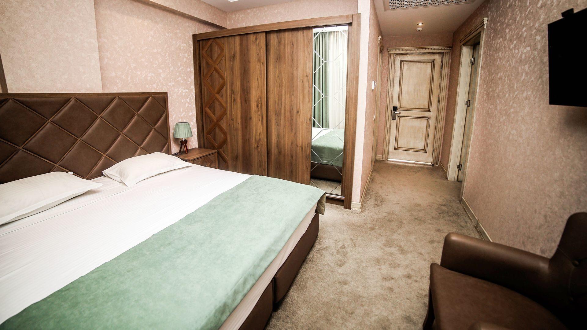 Family room of the Grand hotel ''Mimino''
